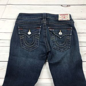 Women's True Religion Size 26 Joey Jeans